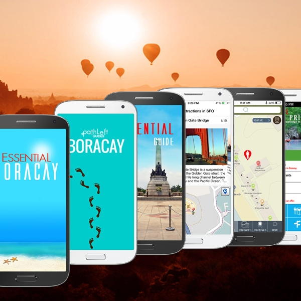 Essential Travel and Pathleft Mobile Applications