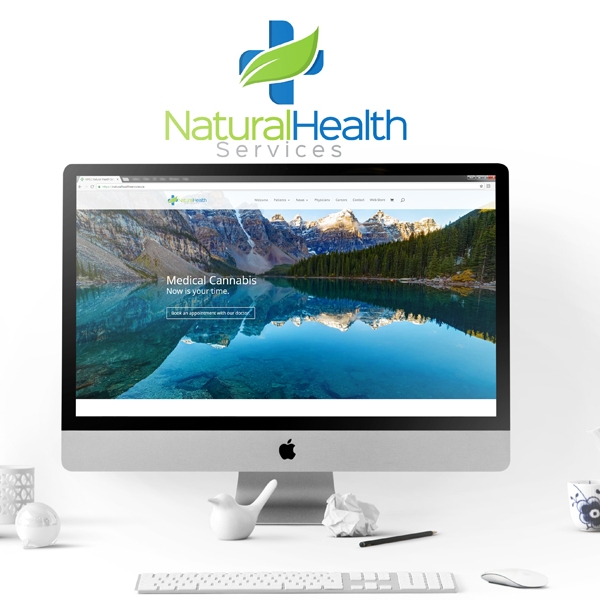 RX Web Application - Natural health Services
